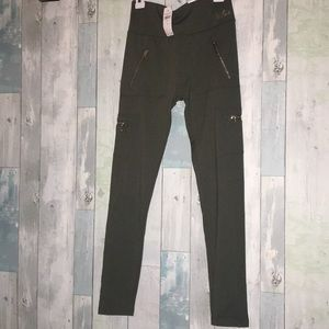 Justice Girls High Waisted Legging